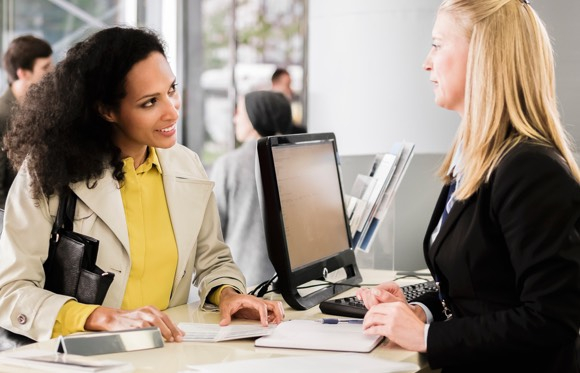 Financial Services Workplace Support Help