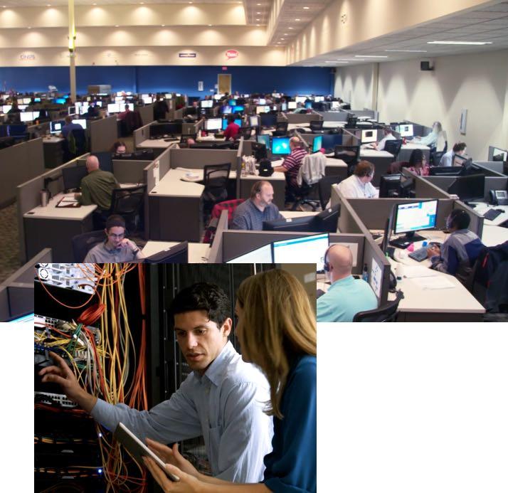 Pomeroy Enterprise Service Desk